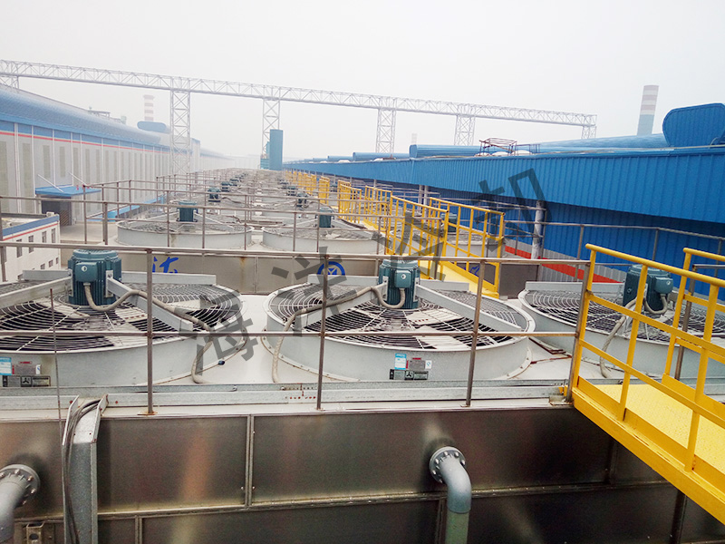 Circulating water cooling of a Guangxi aluminum power company